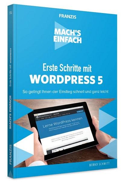 Erste Schritte mit WordPress5